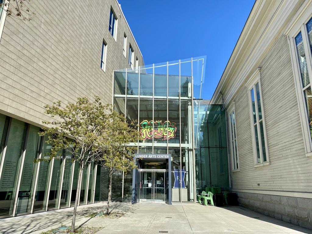Lesley University's Lunder Arts Center