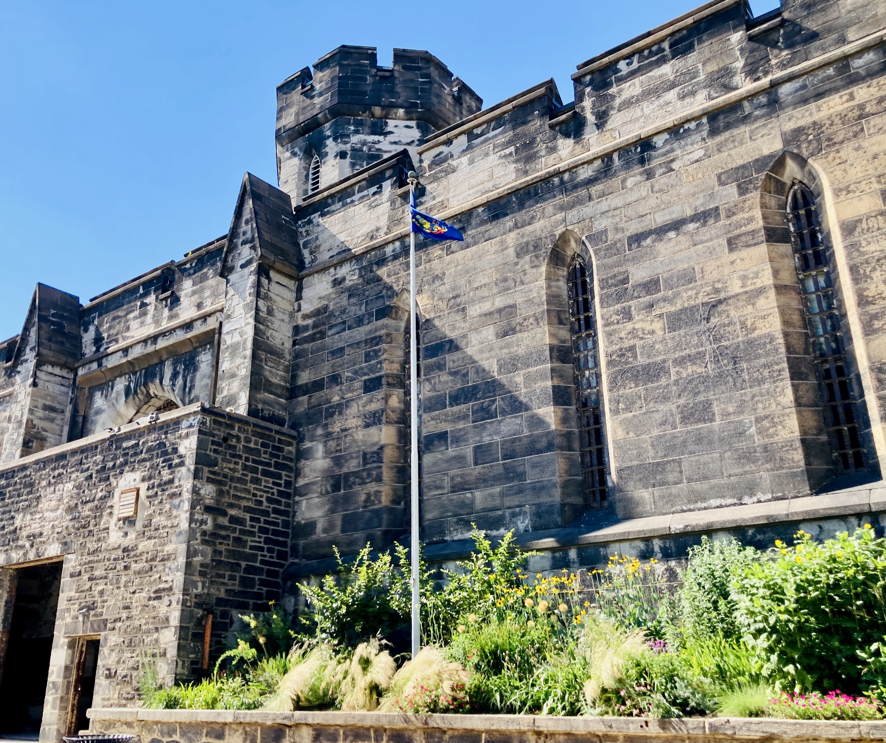 Eastern State Penitentiary in Fairmount, PA
