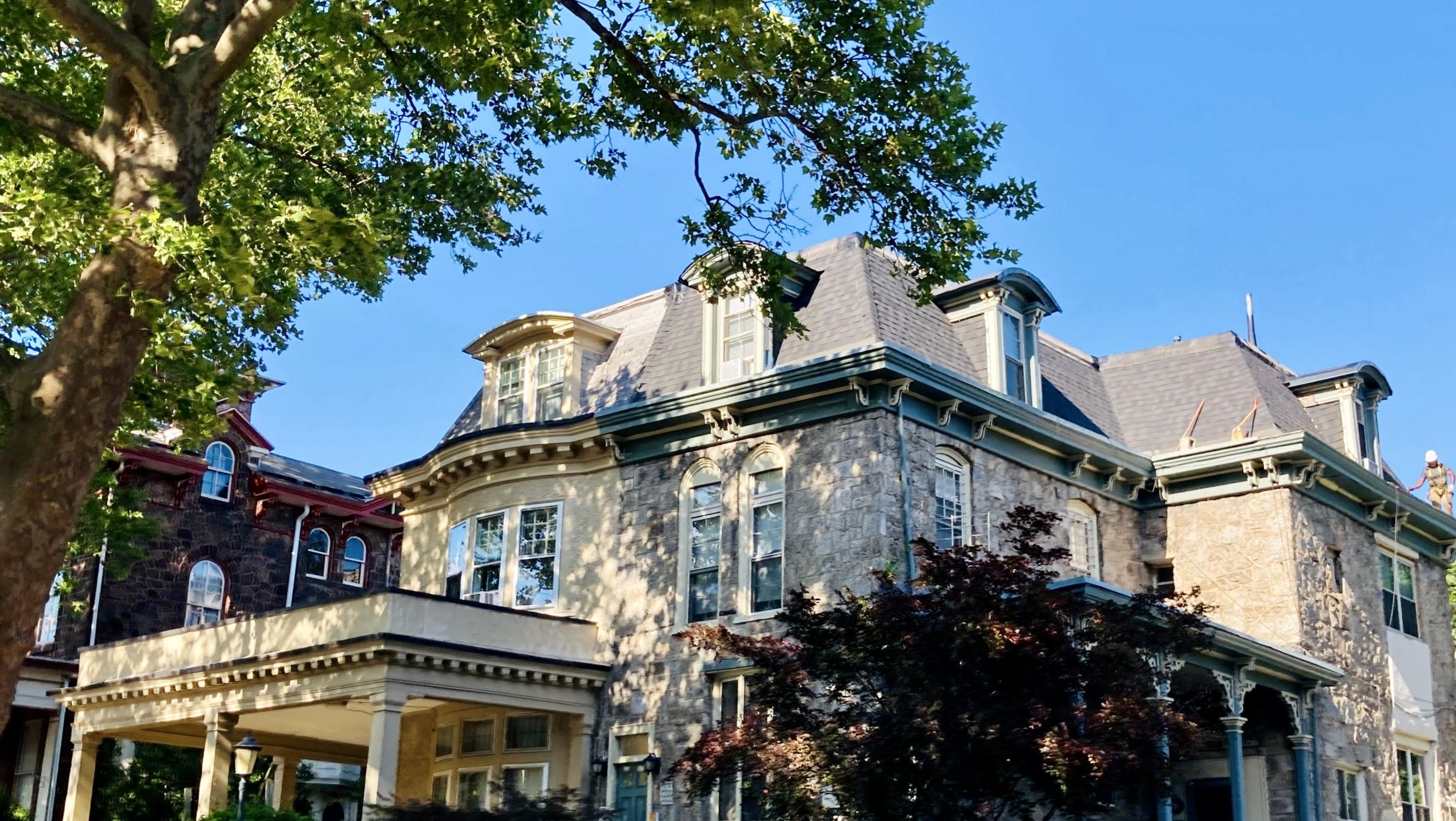 West Philadelphia Mansion
