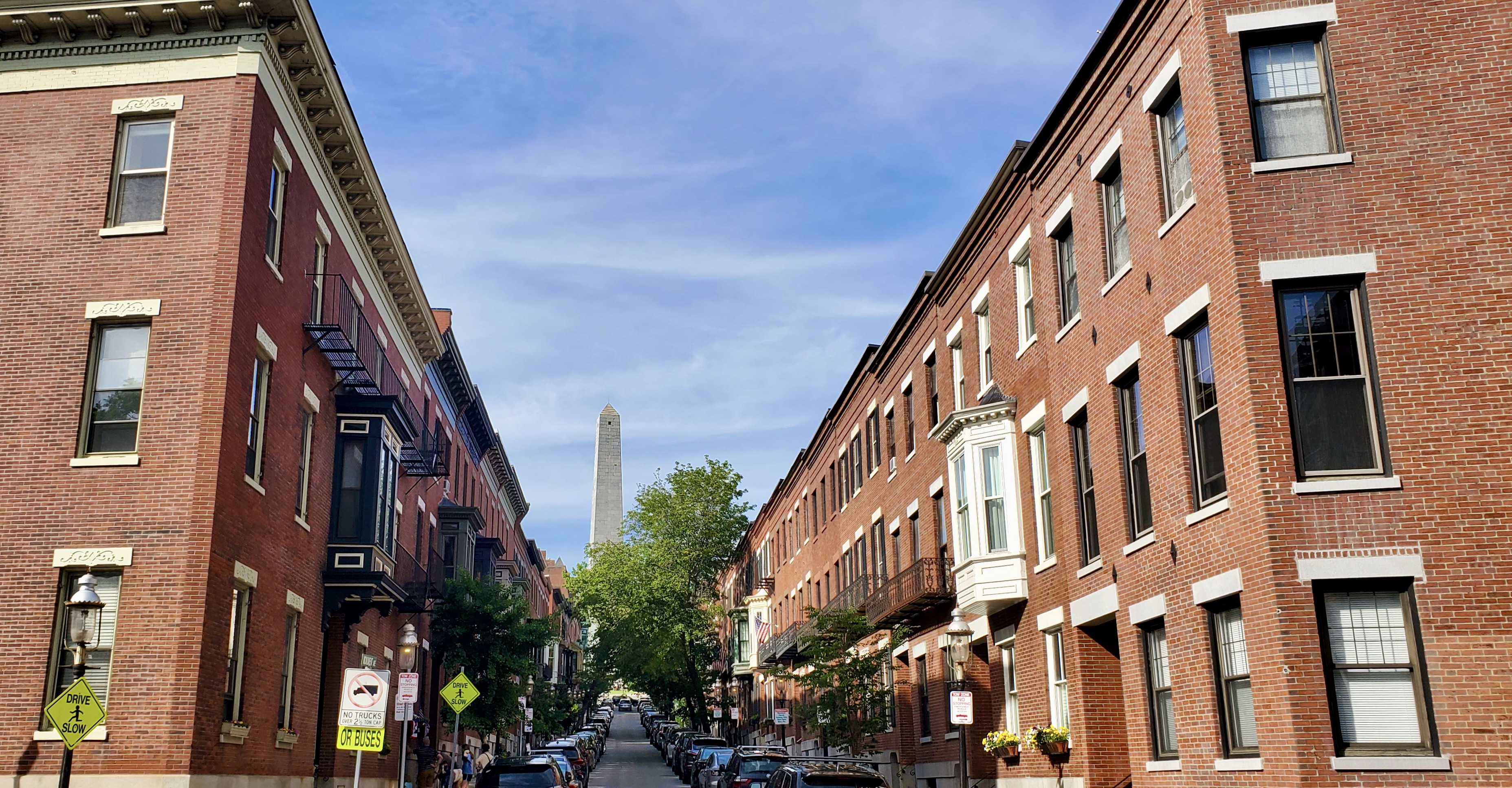 Monument Street Apartments in Charlestown