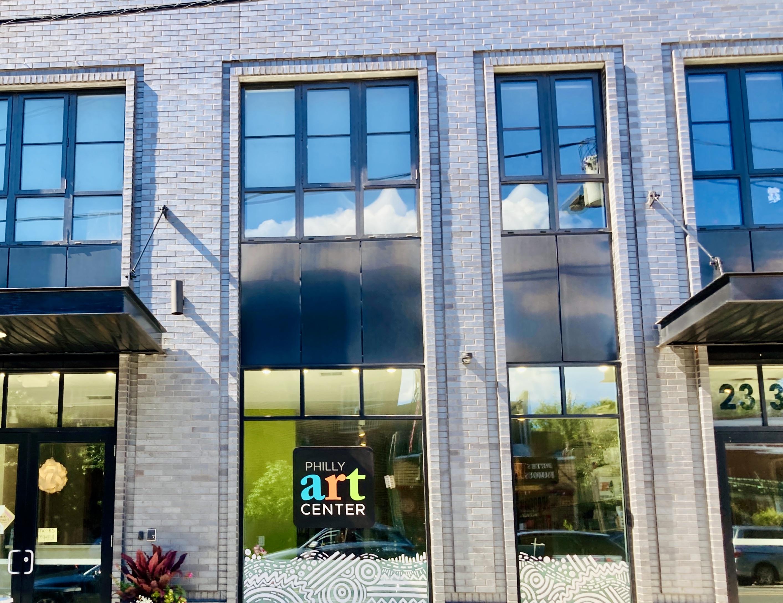 Philly Art Center on Fairmount Ave