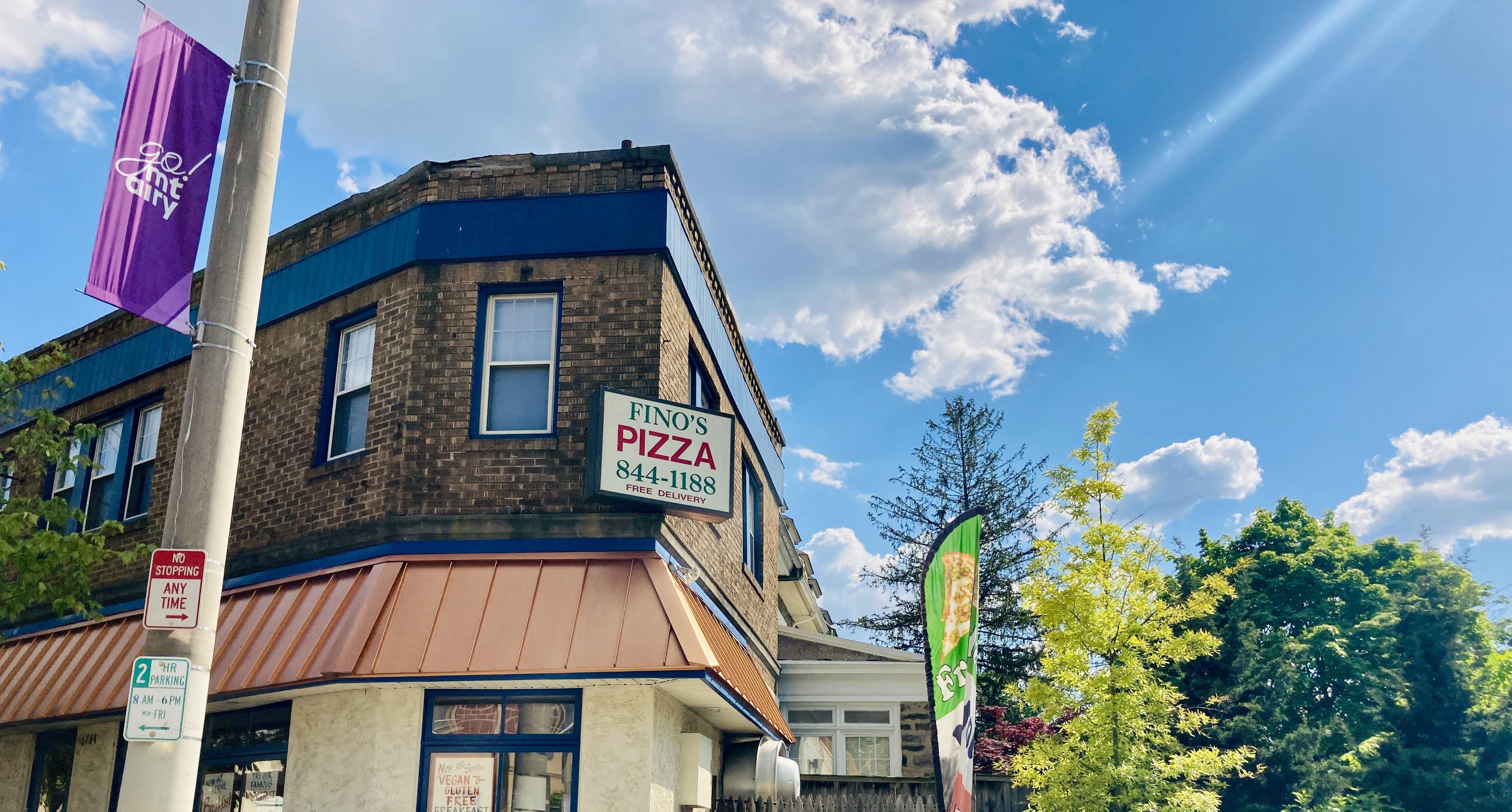 Fino's Pizza in Mount Airy