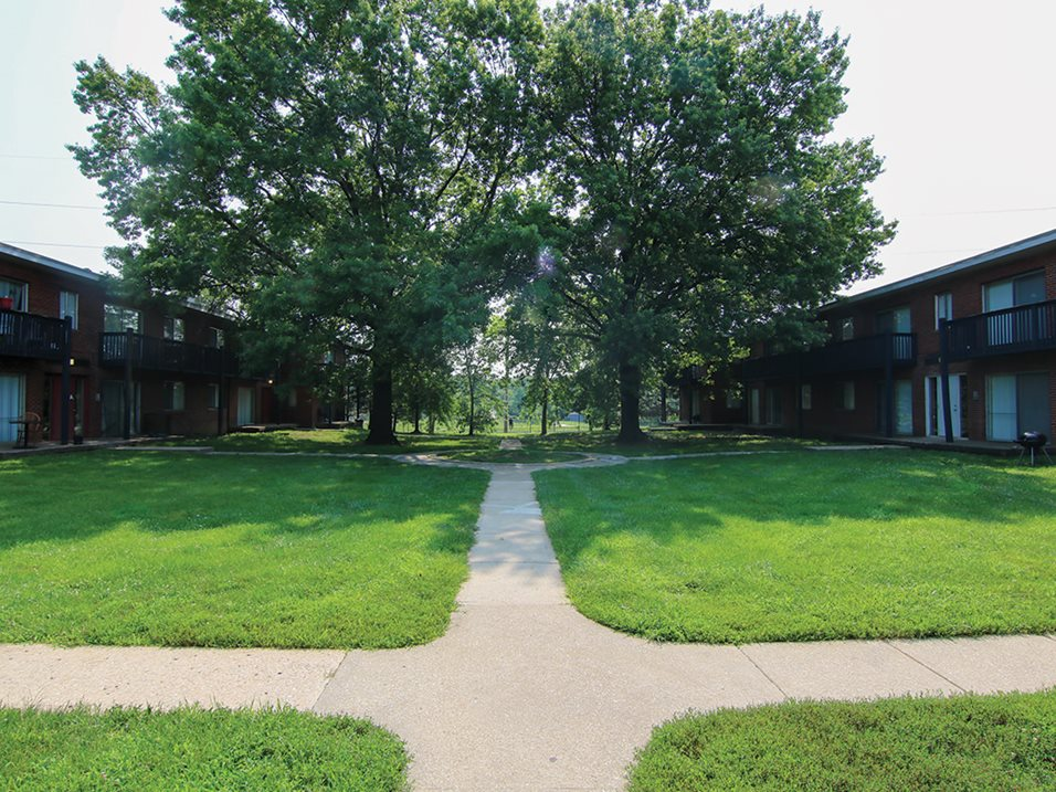 Courtyard Path