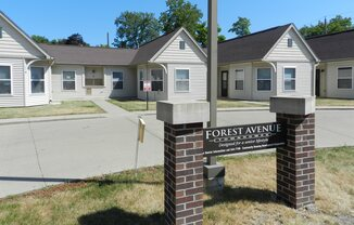 Forest Avenue Senior Townhomes