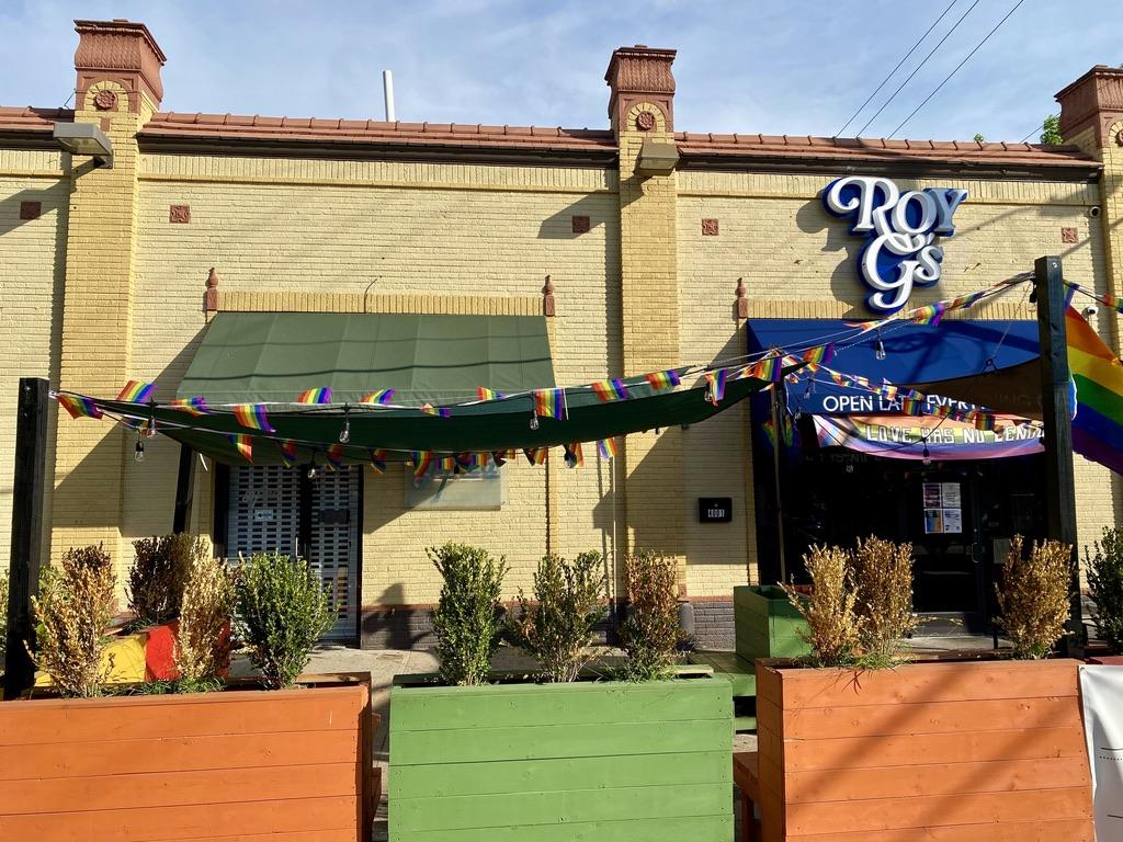Roy G's Restaurant in Oak Lawn, Dallas