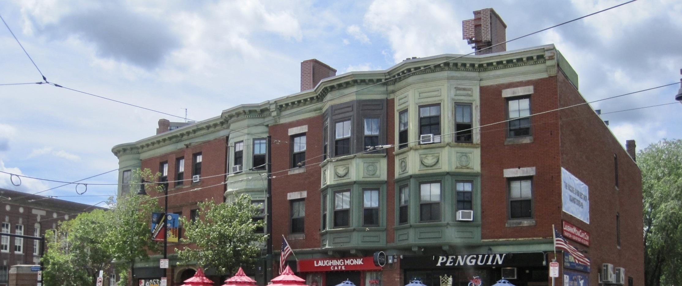 Mission Hill Restaurants on Huntington Avenue