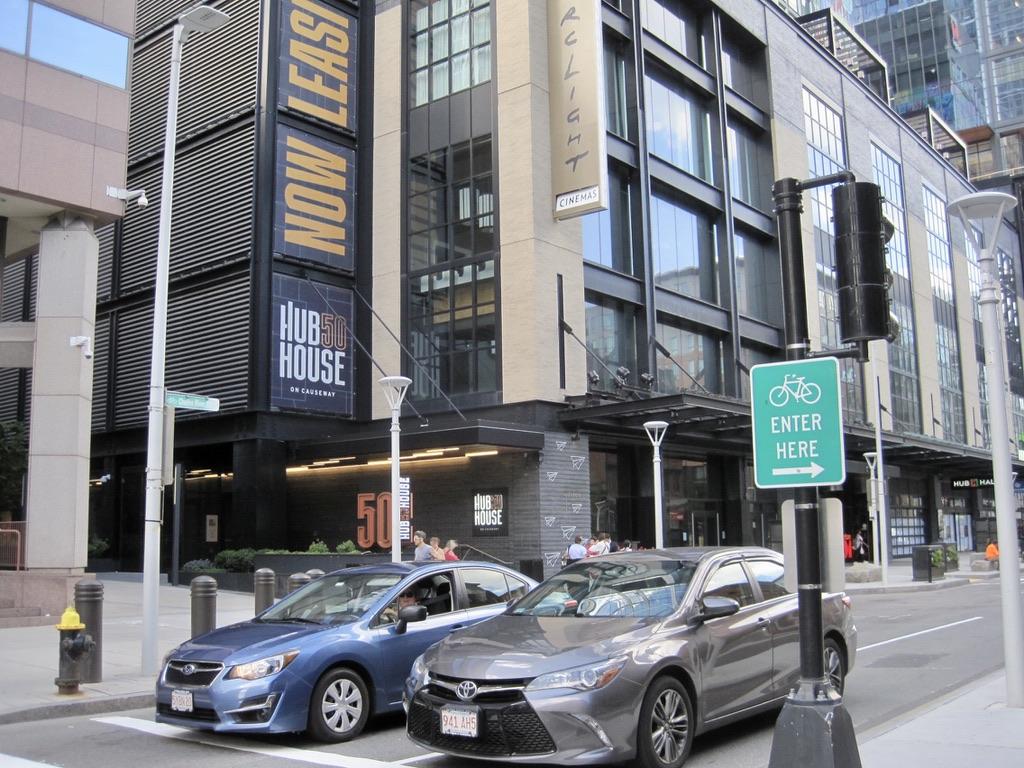 The Hub House on Causeway Street