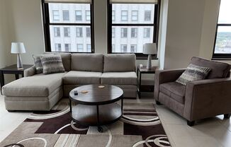 Furnished/Turnkey Apartments-Detroit & Suburbs