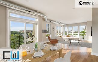 One and Two Bedroom Luxury Apartments!