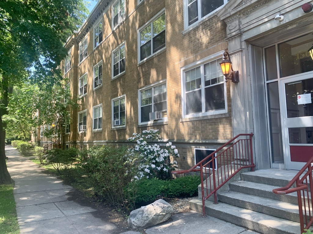 BU Off-Campus Apartments on St Paul Street in Brookline, MA