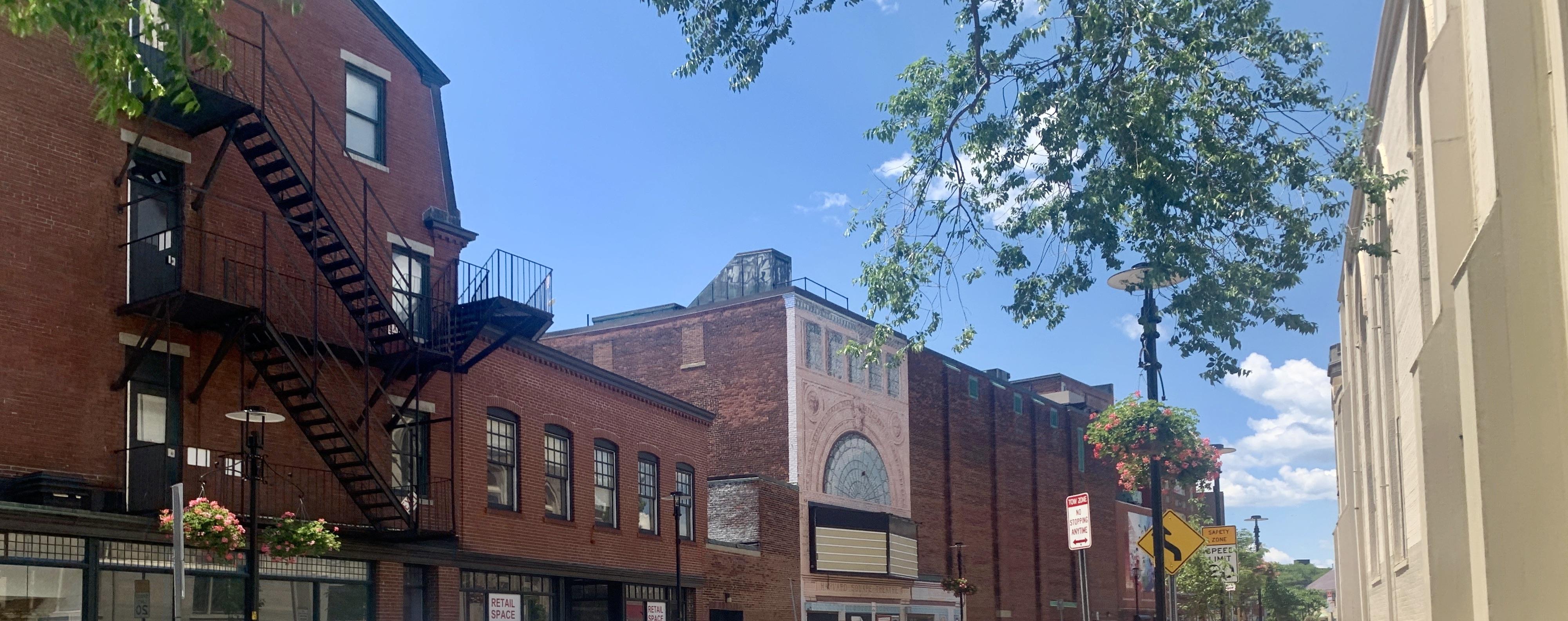 Church Street Retail in Harvard Square