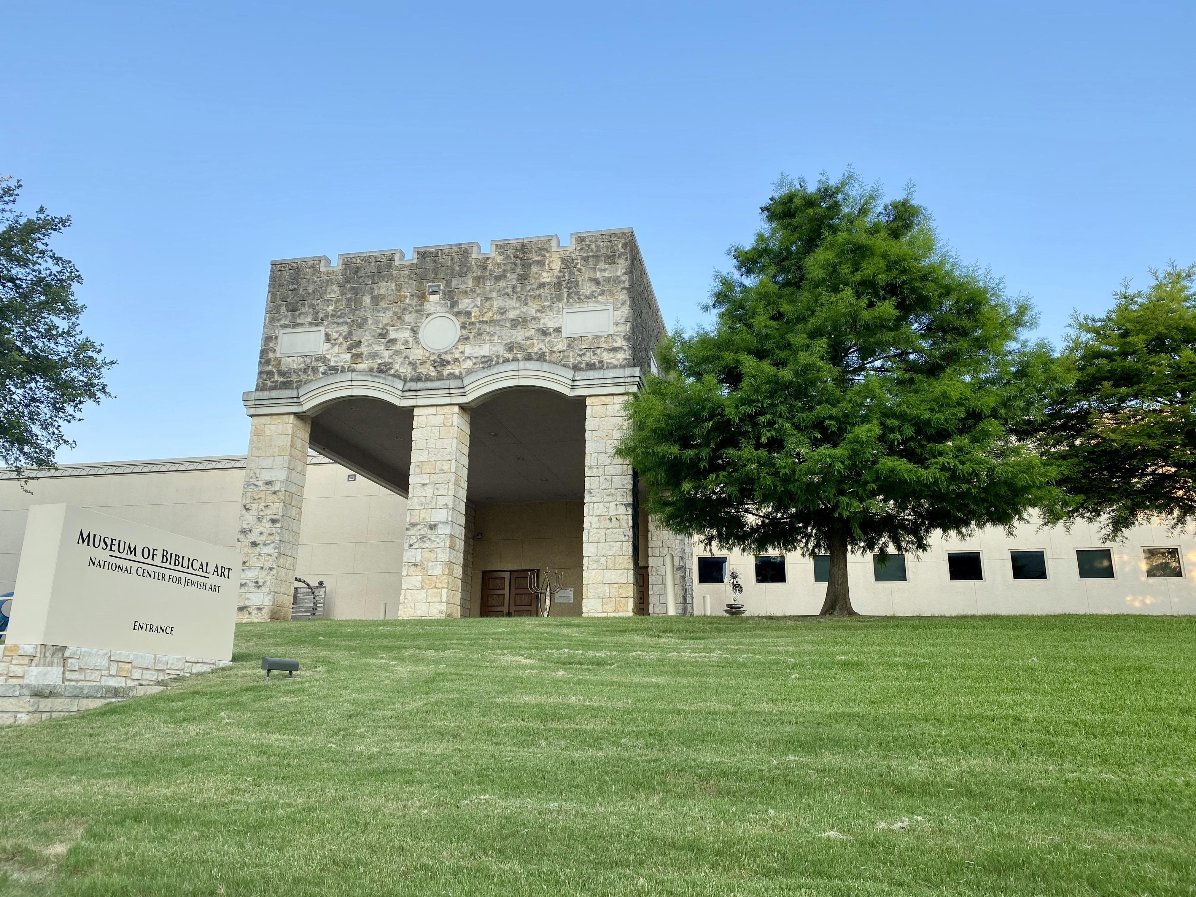 Museum of Biblical Art in North Dallas, TX