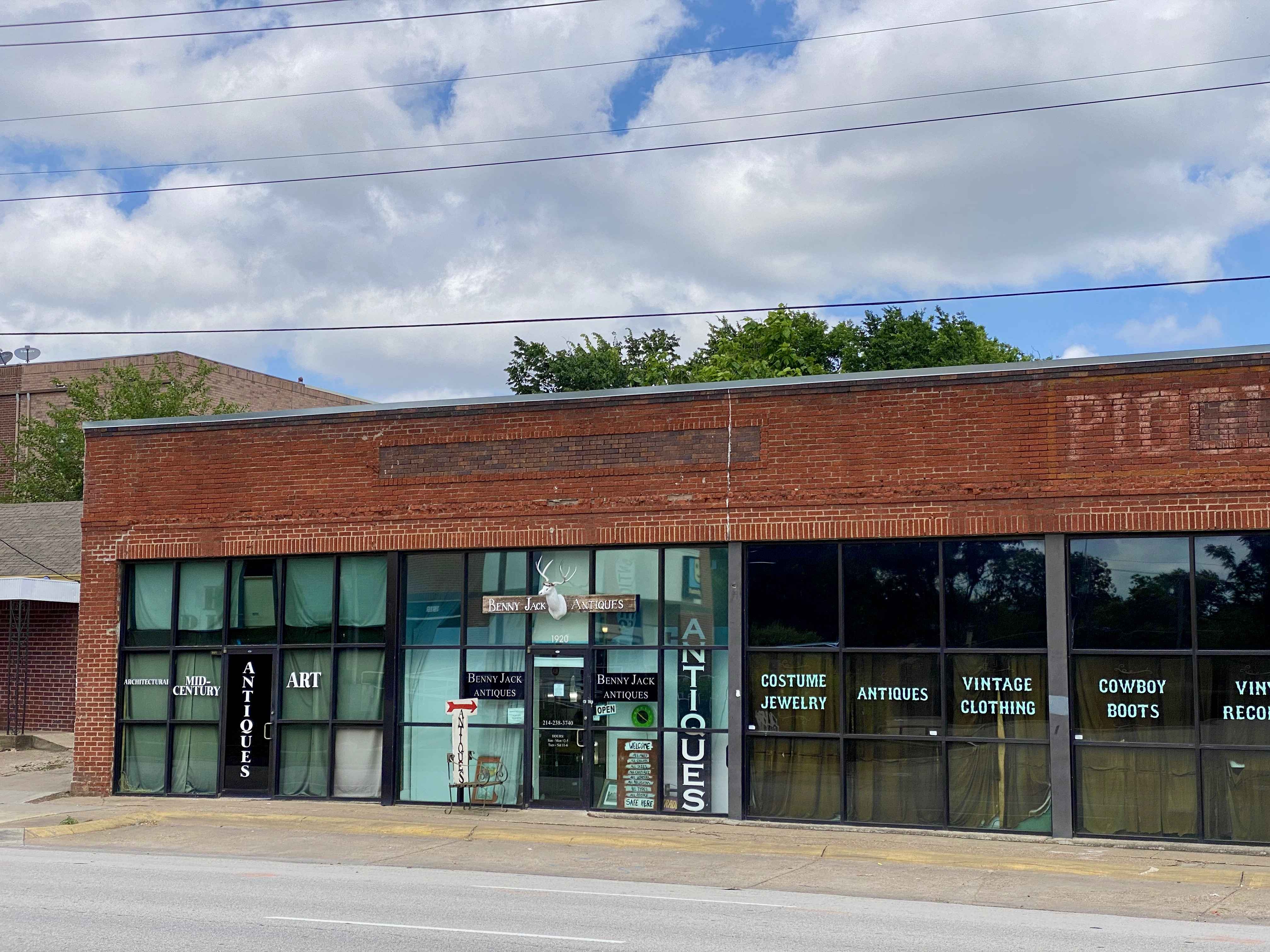 Cityscape Shops on N Haskell Ave in Dallas, TX