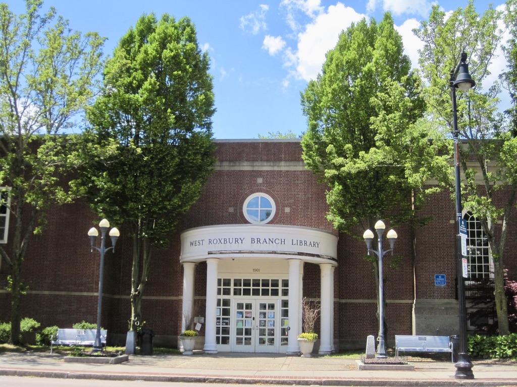West Roxbury Branch of Boston Public Library