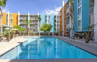 The Cascades Apartments