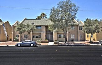 Thunderbird Townhomes and Apartments