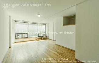 151 West 72nd Street