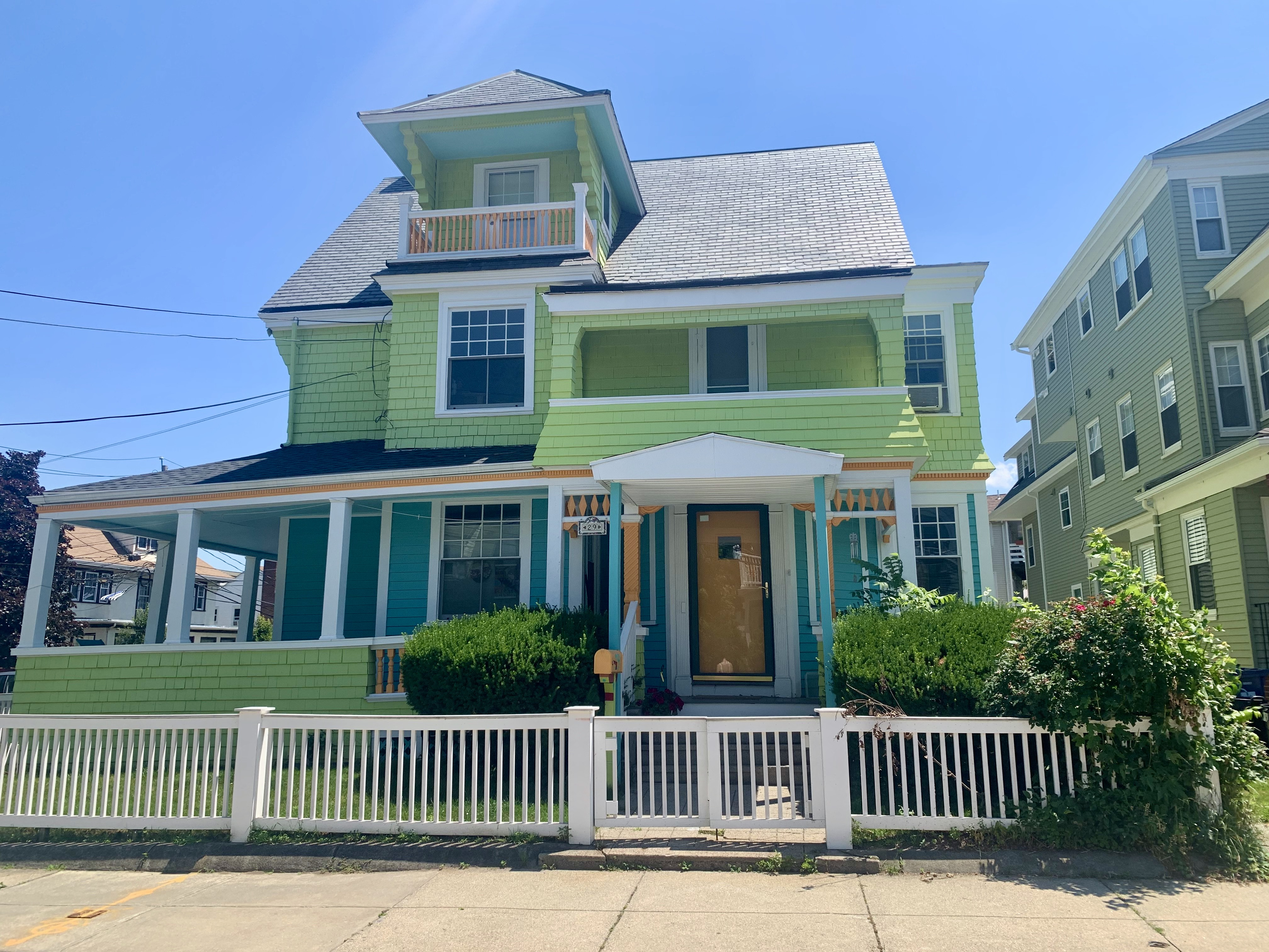 Parsons Street Home in Brighton, MA