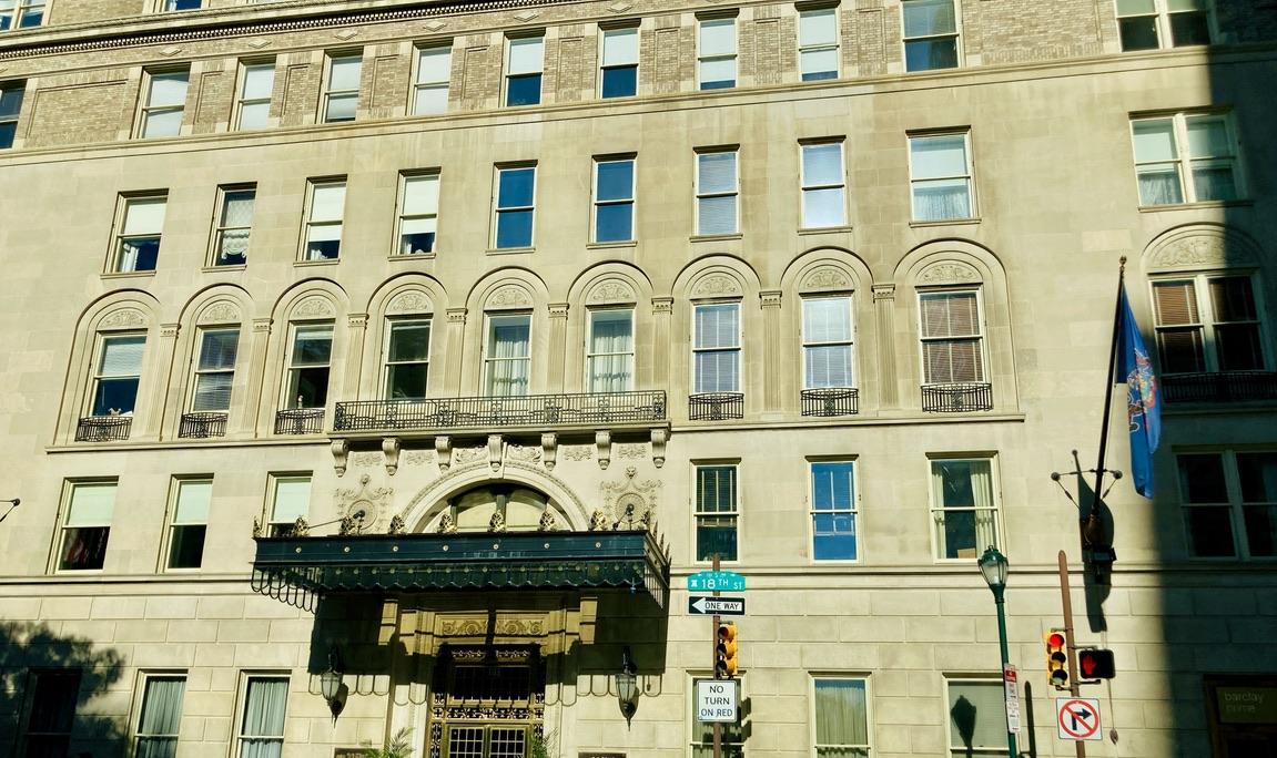 The Barclay Condos at Rittenhouse Square