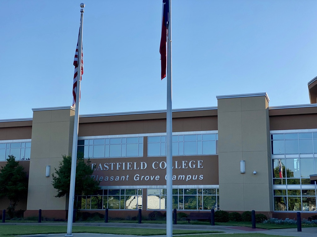 Eastfield College in Pleasant Grove, TX