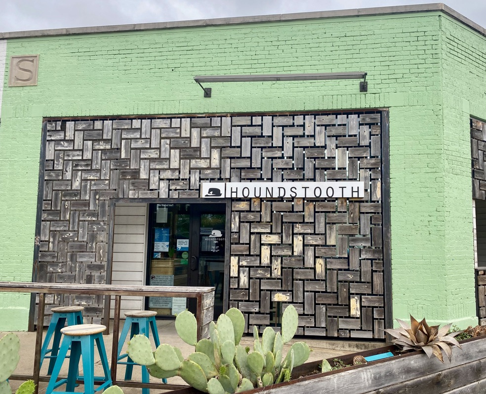 Houndstooth Coffee on N Henderson Ave