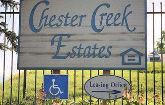 Chester Creek Estates Apartments