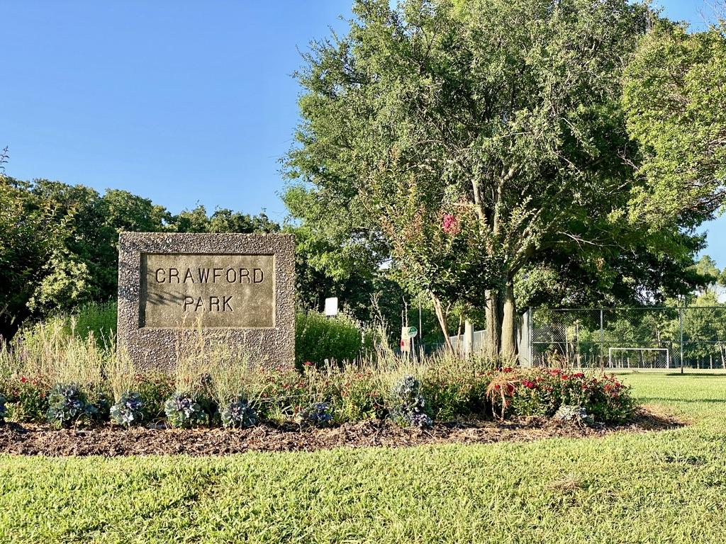 Pleasant Grove, TX Crawford Park