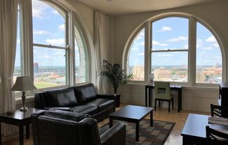 Furnished Turnkey/Flex-Lease - Downtown Detroit
