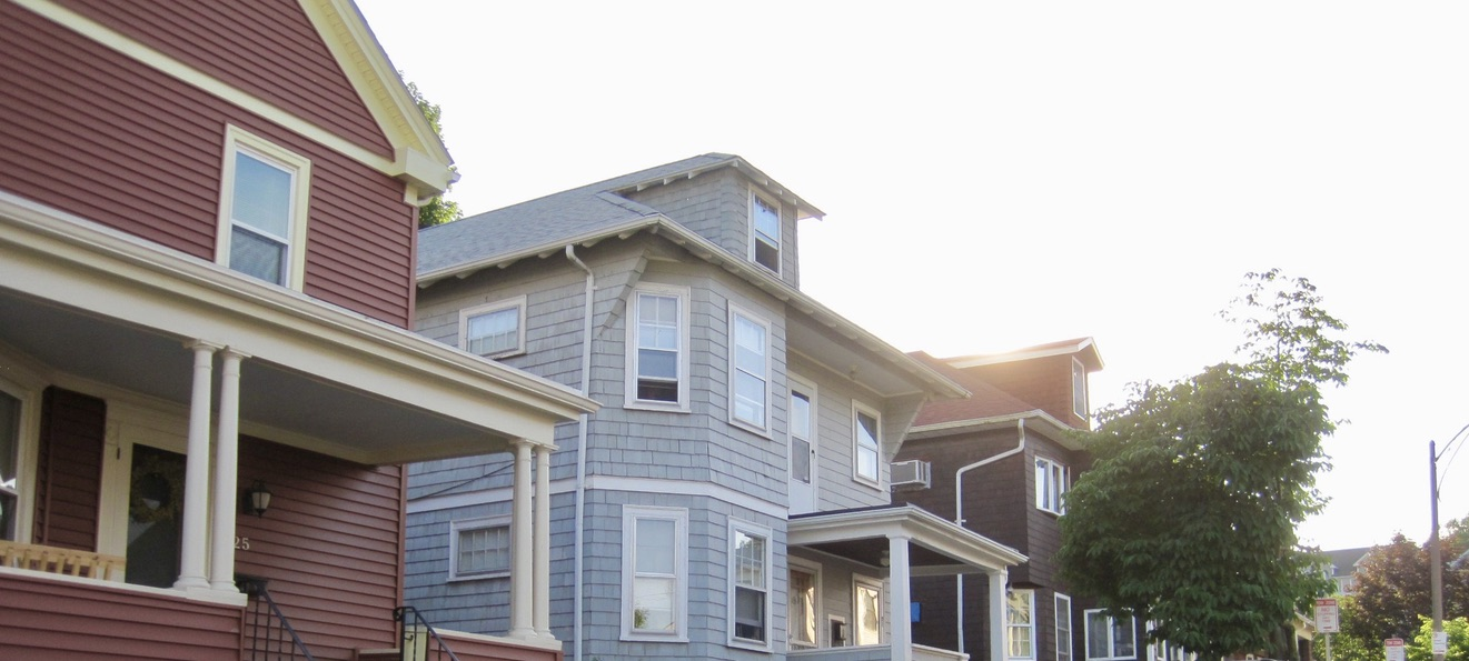 Roslindale Homes on Murray Street