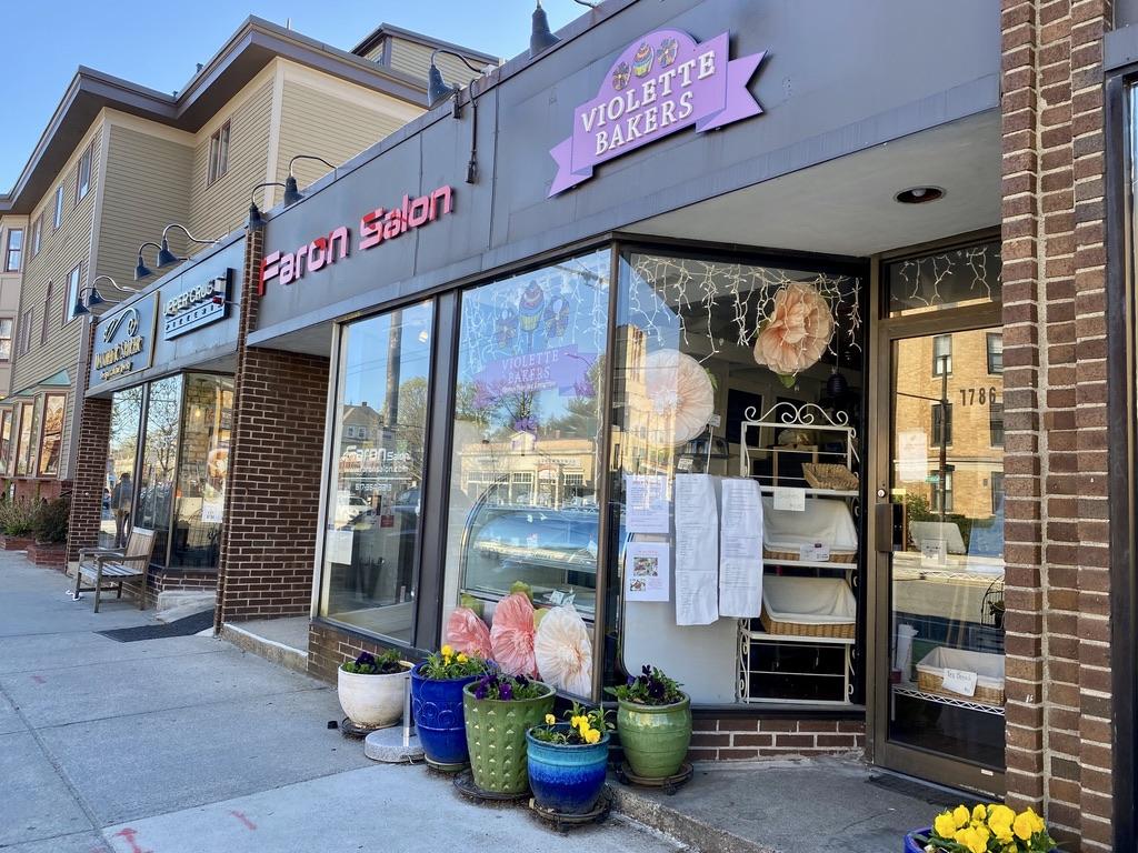Violette Bakers on Massachusetts Ave