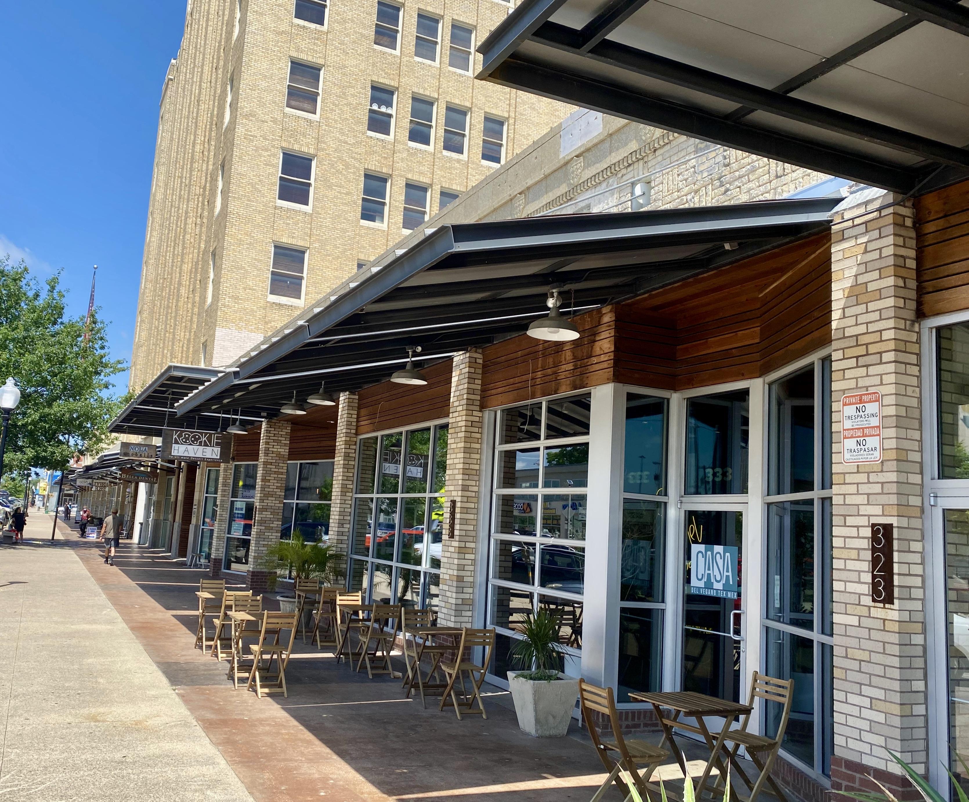 Oak Cliff Shops on Jefferson Blvd