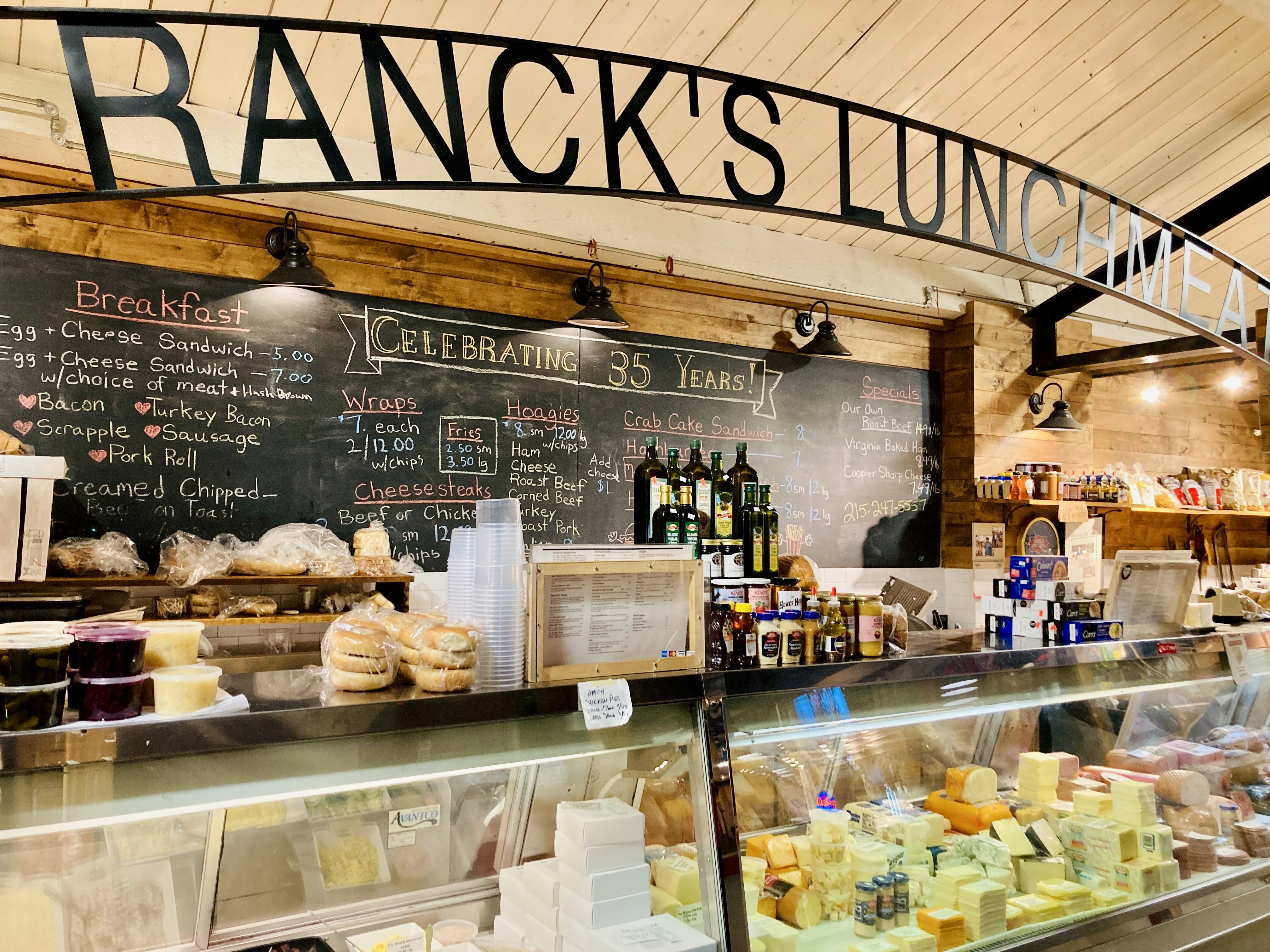 Ranck's Lunchmeats on Germantown Ave