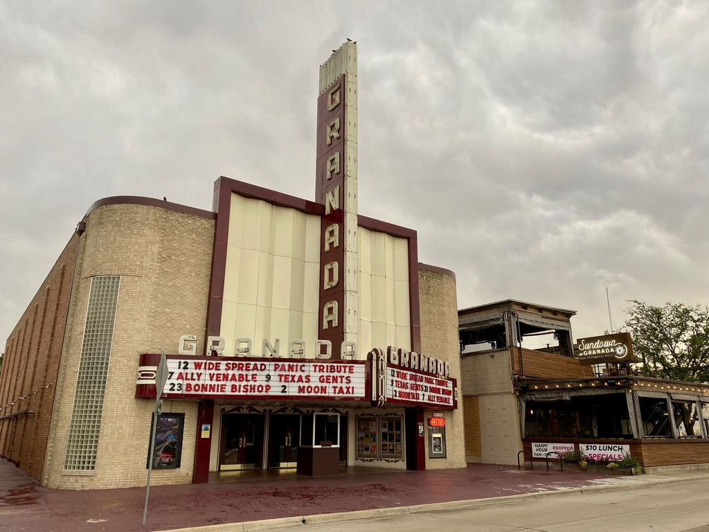 Granada Theater and Live Music