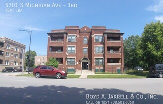 5701 S Michigan Ave