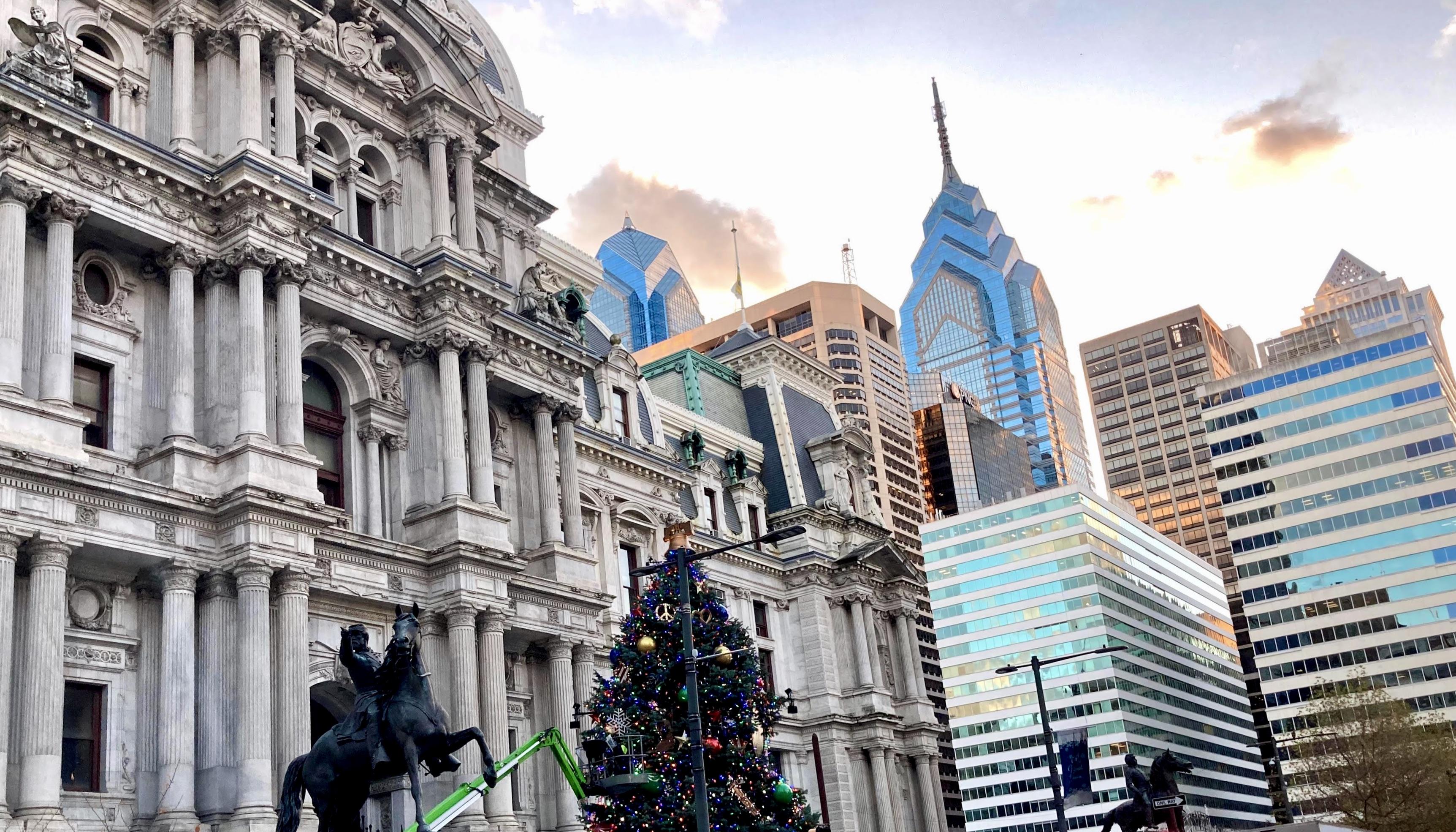 Philadelphia Museum of Art in Center City