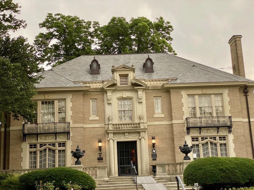 Old East Dallas Historic Aldredge House