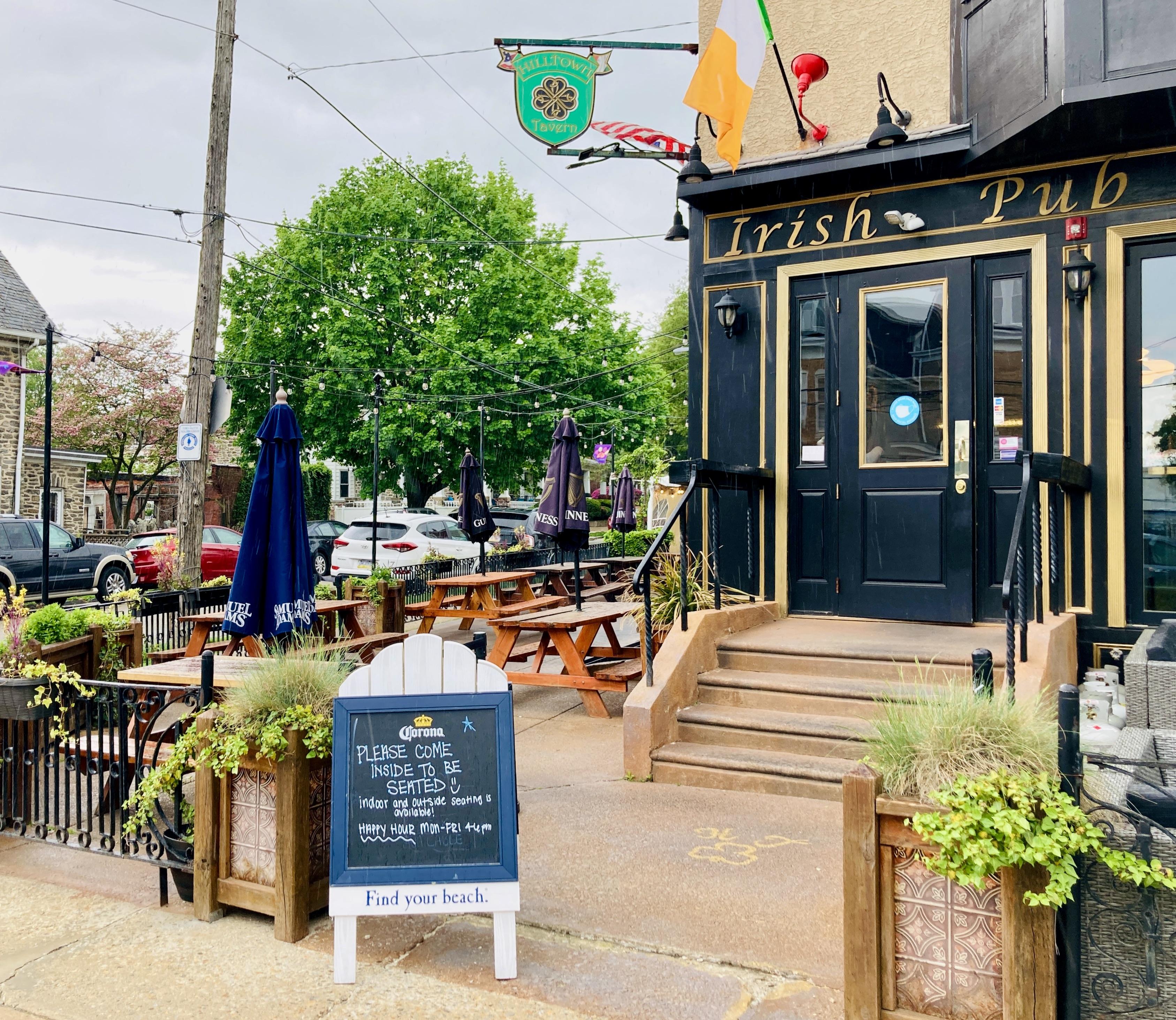 Roxborough's Hilltown Irish Pub