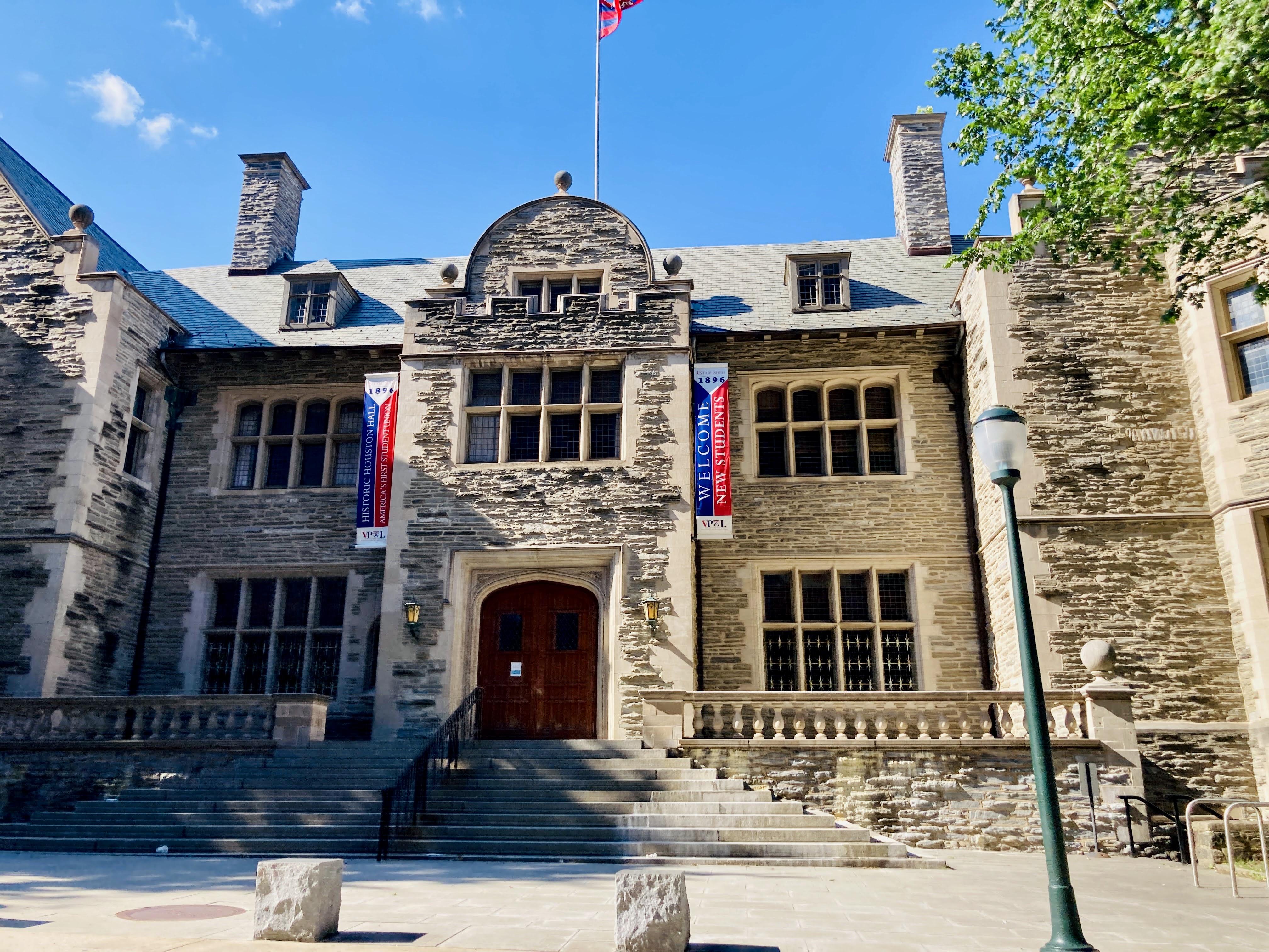 Penn Campus in University City