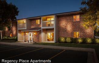 Regency Place Apartments 6600 West 43rd Place