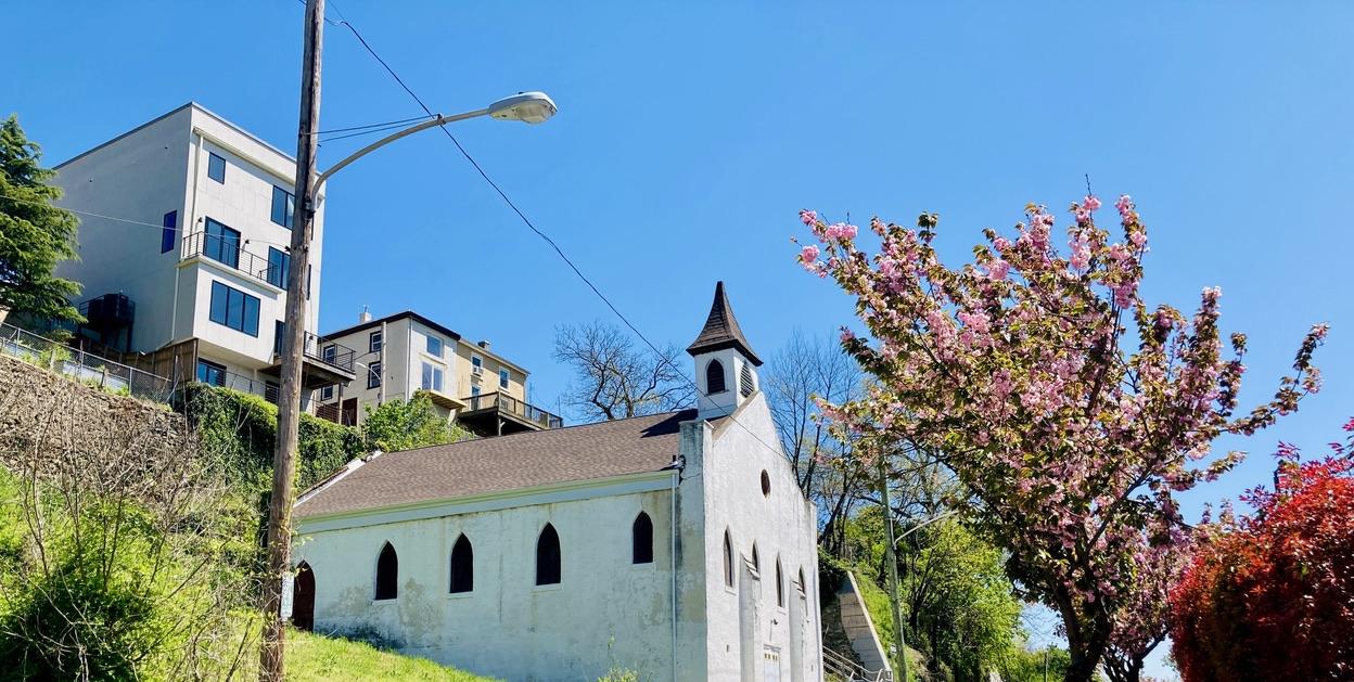 Josie D Heard AME Church on Tower St