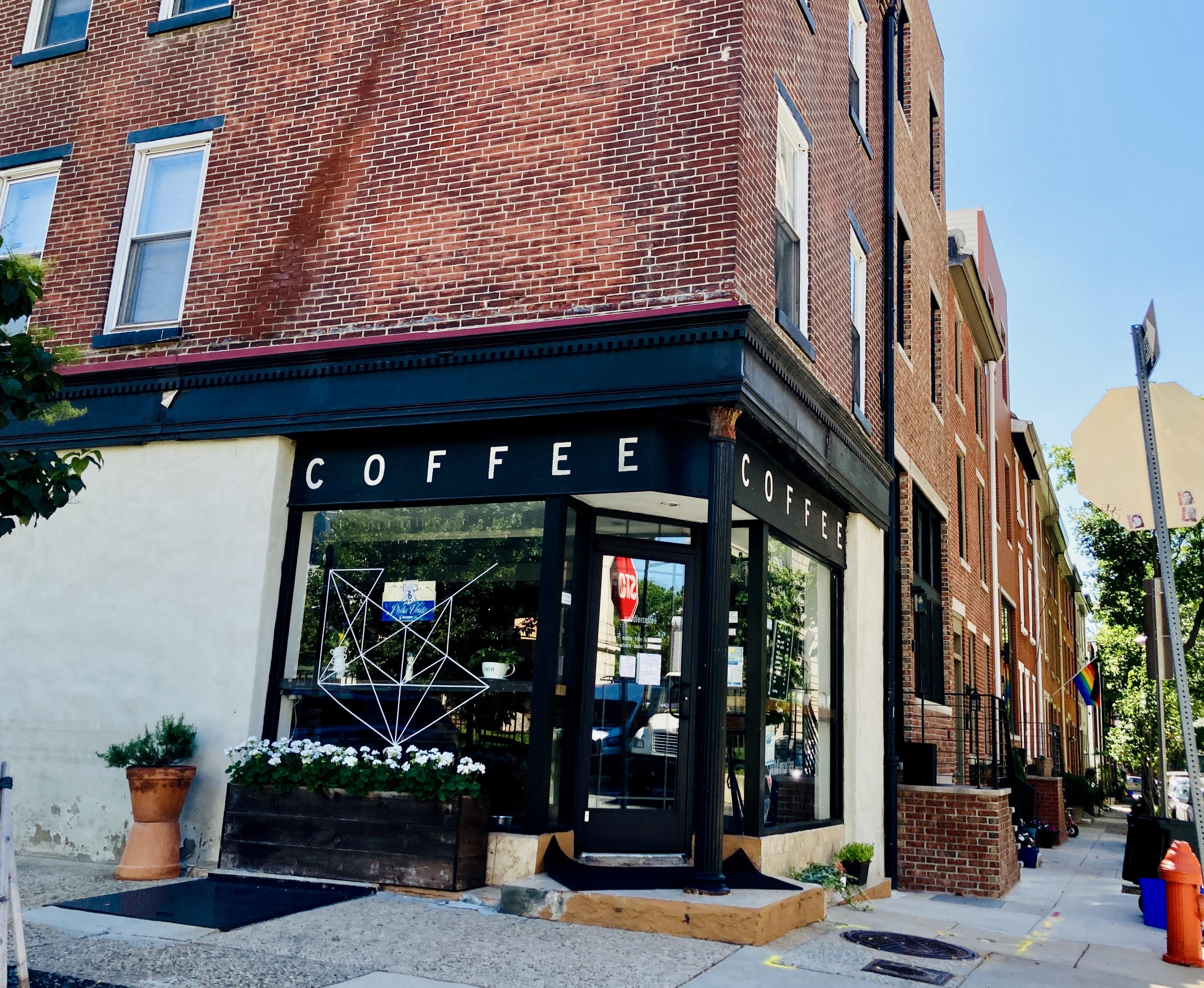 Center City, PA Coffee Shop