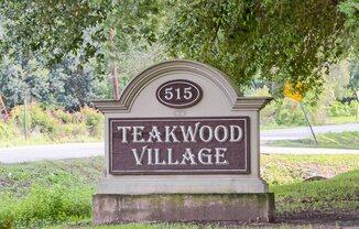 Teakwood Apartments