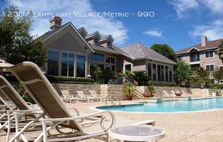12307 Lamplight Village/Metric