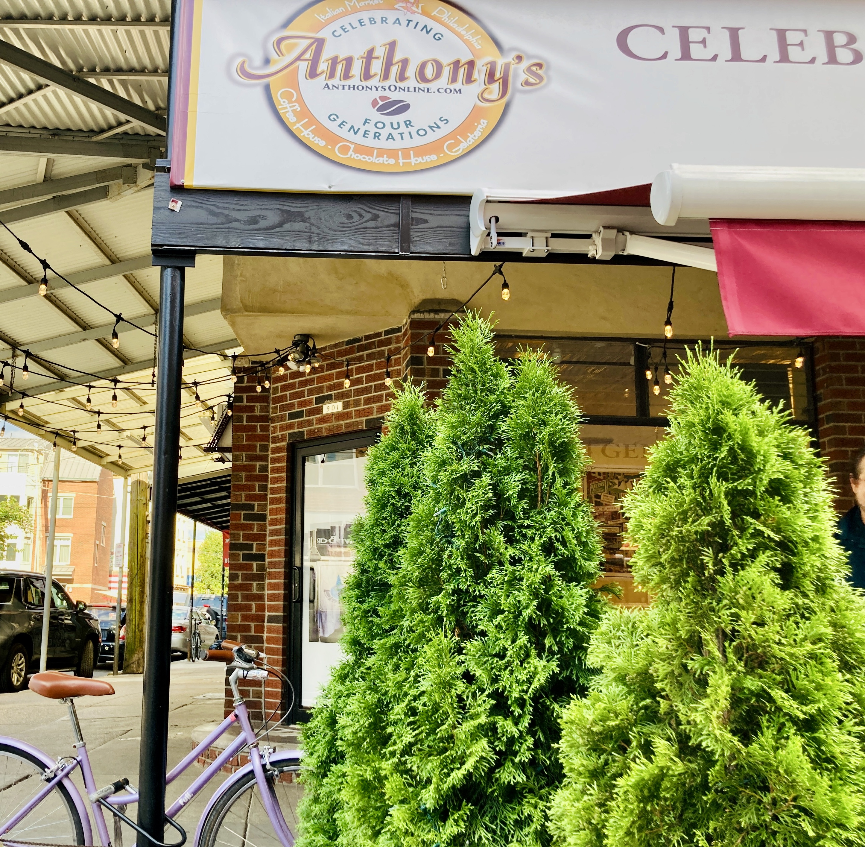 Anthony's Chocolate in the 9th St Italian Market