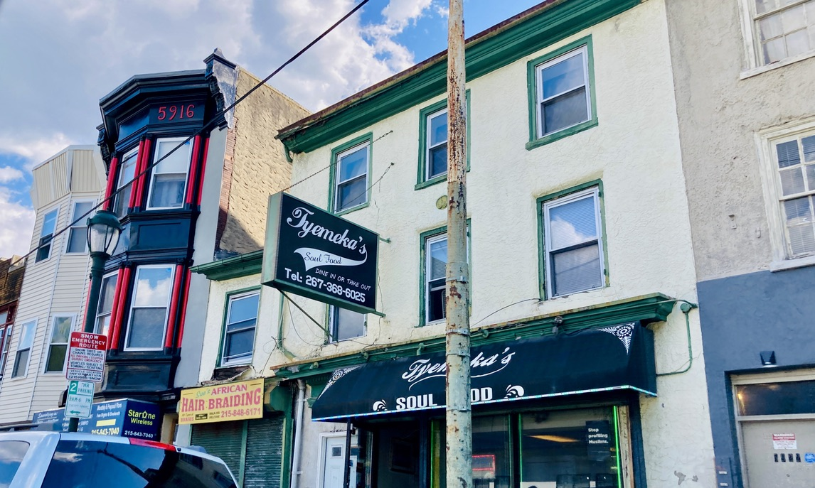 Tyemeka's Soul Food in Germantown, PA