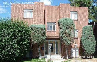 801 N. Dahlia Street