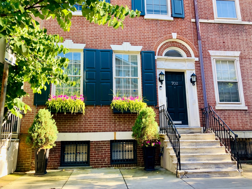 Society Hill Philadelphia Rowhome