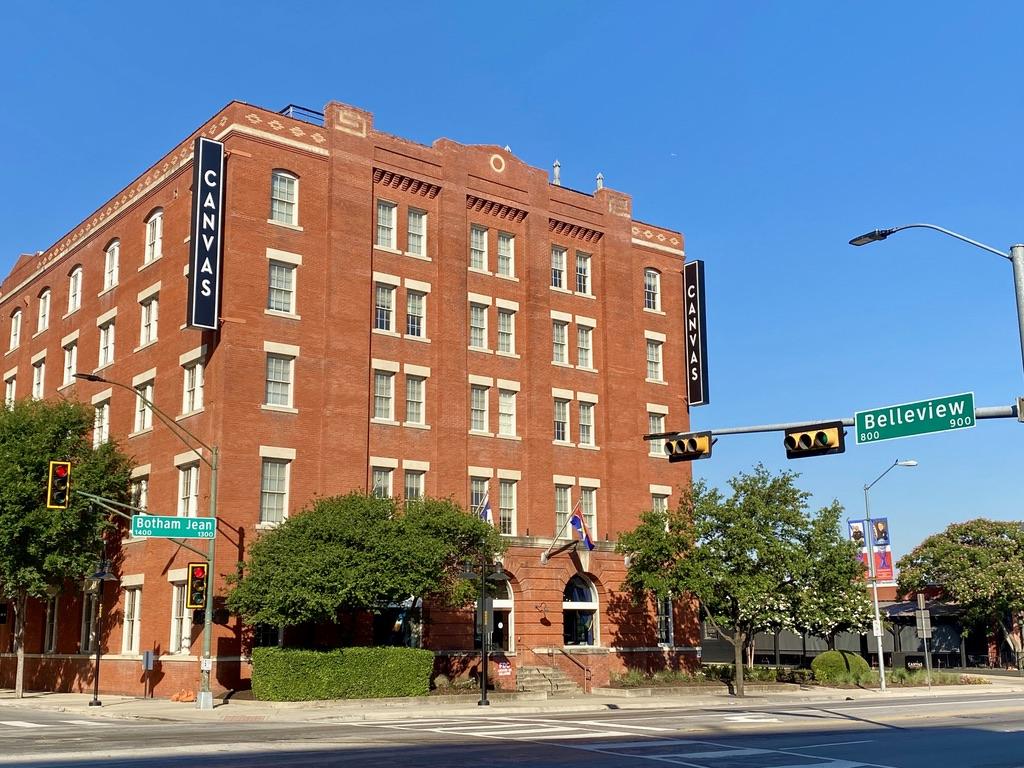 Canvas Hotel in The Cedars, TX