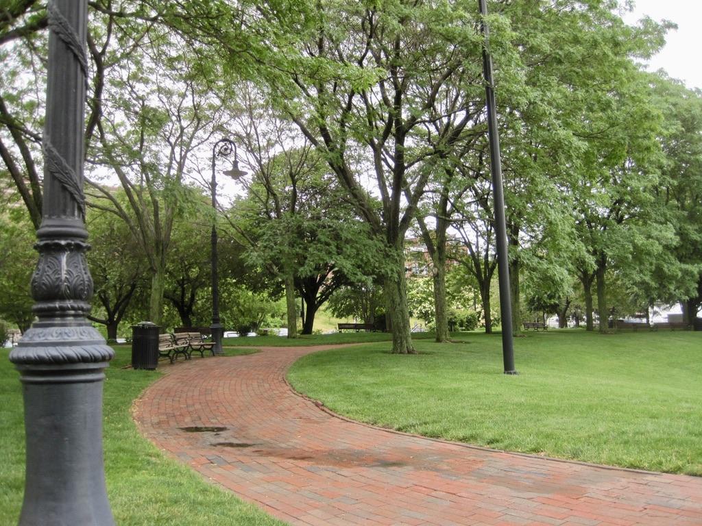 East Boston's Piers Park
