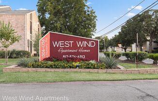 West Wind Apartments 1306 N Nursery Rd